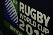 Thumbnail image of Rugby World Cup 2015 hoarding